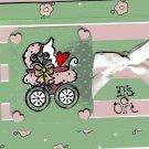 Baby Girl Card 2