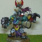 Warhammer 40k Ork War Boss o da Checkard Pantz