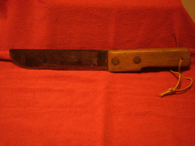 Custom Made Machete
