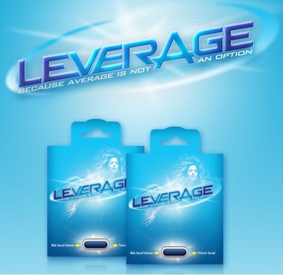 Leverage Male Enhancement (pack of 1)