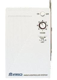 X10 Pro PAT01 Powerline Transciever Module, 120VAC 60Hz, 6 Watts, White