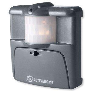 X10 MS16A ActiveEye Outdoor Motion Sensor