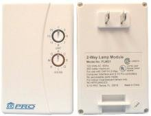 X10 Pro PLM21 Two-Way Dimming Lamp Module with Memory Dim and Soft-Start