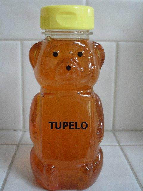 Pure Raw Tupelo Honey 12oz btl. Item # TUP-1