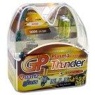 9006  HB4 Golden Yellow 3500K GP Thunder Xenon Driving Light Bulbs