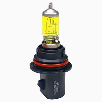 9007 HB5 Golden Yellow 3500K GP Thunder Xenon Driving Light Bulbs