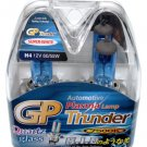 H4 (9003) Super White 7500K GP Thunder Xenon Plasma Head  Light Bulbs