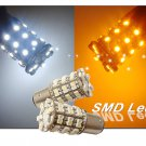 GP Thunder 1157 1034 2057 2357 Switch back 60 LED Turn Signal/ Parking Light Bulbs