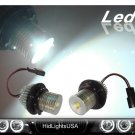 X5 Lightning Angel Eyes White LED HALO DRL light for BMW E39 E60 E63 M5 540
