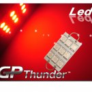 GP Thunder 211-2 561 562 564 1142 9 SMD LED RED Rigid Loop Bulbs