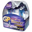 H4 Plasma White GP Thunder 8500k 60/55W Standard Wattage Head Light Bulbs