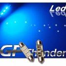 GP Thunder No Error 1036 6418 6423 Canbus SMD 5050 LED Festoon Light Bulbs Blue