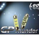 GP Thunder No Error 1039 6418 6423 Canbus SMD 5050 LED Festoon Light Bulbs White