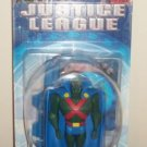 JUSTICE LEAGUE MARTIAN MANHUNTER ACTION FIGURE 1ST RELEASE 2003 MATTEL