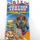 JUSTICE LEAGUE MISSION VISION DARKSEID DARK VARIANT ACTION FIGURE 2003 MATTEL