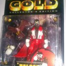 MARVEL COMICS MARVEL GOLD COLLECTOR'S EDITION SERIES FALCON ACTION FIGURE 1999 TOYBIZ AVENGERS