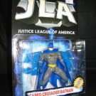 JLA JUSTICE LEAGUE OF AMERICA CAPED CRUSADER BATMAN ACTION FIGURE 1999 HASBRO