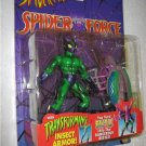 SPIDERMAN SPIDER FORCE BEETLE ACTION FIGURE 1997 TOYBIZ