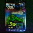 BATMAN KNIGHT FORCE NINJAS TAILWHIP KILLER CROC ACTION FIGURE 1998 KENNER HASBRO