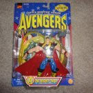 AVENGERS EARTH'S MIGHTIEST HEROES SERIES THOR ACTION FIGURE 1997 TOYBIZ MARVEL COLLECTOR EDITIONS
