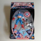 AVENGERS FOX ANIMATED SERIES CAPTAIN AMERICA ACTION FIGURE 1999 TOYBIZ MARVEL