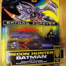 BATMAN FOREVER MOVIE RECON HUNTER BATMAN ACTION FIGURE 1995 KENNER HASBRO