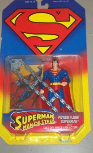 Superman Man Of Steel Power Flight Superman Action Figure