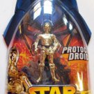 STAR WARS REVENGE OF THE SITH ROTS PROTOCOL DROID C-3PO #18