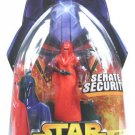 STAR WARS REVENGE OF THE SITH ROTS ROYAL GUARD RED VARIANT SENATE SECURITY #23