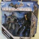 BATMAN & CATWOMAN ARKHAM CITY LEGACY EDITION ACTION FIGURE 2-PACK COLOR MATTEL DC UNIVERSE
