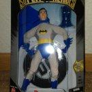 DC SUPERHEROES SILVER AGE BATMAN 9 INCH ACTION FIGURE 1999 HASBRO MEGO
