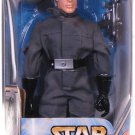STAR WARS RETURN OF THE JEDI IMPERIAL AT-ST DRIVER 12 INCH POSEABLE ACTION FIGURE 2002 HASBRO
