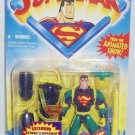 SUPERMAN ANIMATED DEEP DIVE SUPERMAN ACTION FIGURE 1996 KENNER HASBRO