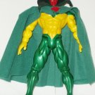 MARVEL UNIVERSE LOOSE 10 INCH VISION ACTION FIGURE 1997 TOYBIZ AVENGERS