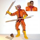 DC UNIVERSE CLASSICS LOOSE BRONZE TIGER ACTION FIGURE ONLY APACHE CHIEF SERIES WAVE 18 MATTEL