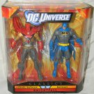 DC UNIVERSE CLASSICS BATMAN & AZRAEL BATMAN KNIGHTFALL ACTION FIGURE 2 PACK 2012 MATTEL