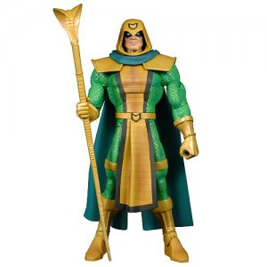 DC UNIVERSE CLASSICS LOOSE LORD NAGA OF KOBRA ACTION FIGURE ONLY S.T.R.I.P.E. SERIES 19 MATTEL