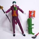 BATMAN DC SUPERHEROES LOOSE QUICK FIRE JOKER ACTION FIGURE ONLY 2003 MATTEL