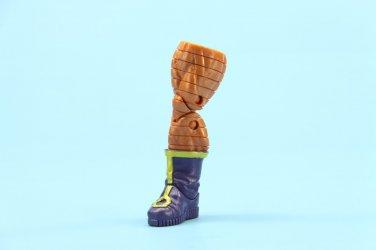 MARVEL LEGENDS ARNIM ZOLA SERIES WAVE 2 LOOSE RIGHT LEG BUILD A FIGURE PIECE 2012 HASBRO