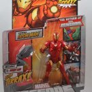 MARVEL LEGENDS TERRAX SERIES WAVE 1 RED EXTREMIS IRON MAN ACTION FIGURE 2012 HASBRO