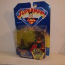 SUPERMAN ANIMATED DELUXE LOOSE KRYPTONITE ESCAPE SUPERMAN ACTION FIGURE 1998 KENNER HASBRO