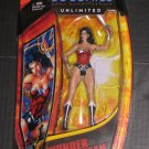 DC COMICS UNIVERSE UNLIMITED SERIES 2 NEW 52 WONDER WOMAN ACTION FIGURE 2013 MATTEL CLASSICS