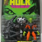 INCREDIBLE HULK SERIES THE LEADER ACTION FIGURE WITH ANTI-HULK ARMOR 1996 TOYBIZ