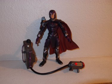 MARVEL LEGENDS X-MEN CLASSICS LOOSE MAGNETO SUPERPOSEABLE ACTION FIGURE ONLY 2005 TOYBIZ