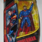 DC COMICS UNIVERSE UNLIMITED SERIES 1 NEW 52 SUPERMAN ACTION FIGURE 2013 MATTEL CLASSICS