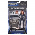 MARVEL LEGENDS CAPTAIN AMERICA INFINITE SERIES 2 BLACK WIDOW 6 INCH MOVIE FIGURE 2014 MANDROID TORSO