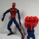 MARVEL LEGENDS SPIDERMAN CLASSICS LOOSE WEB ATTACK SPIDERMAN FIGURE BEN REILLY 2004 TOYBIZ
