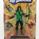DC UNIVERSE CLASSICS GREEN ARROW ACTION FIGURE NEKRON SERIES WAVE 20 MATTEL BRAND NEW UNOPENED