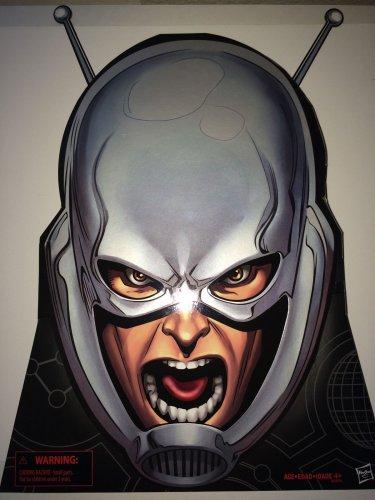 MARVEL LEGENDS ANTMAN ANT MAN 2015 SDCC EXCLUSIVE ACTION FIGURE BOXED SET HASBRO COMIC CON