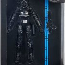 STAR WARS BLACK SERIES IMPERIAL TIE FIGHTER PILOT 6 INCH ACTION FIGURE HASBRO WAVE 6 EPISODE IV
